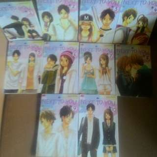 Komik Next To You