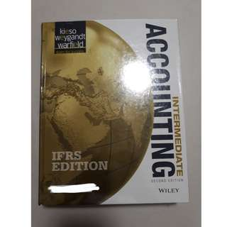 INTERMEDIATE ACCOUNTING IFRS Edition (Kieso)