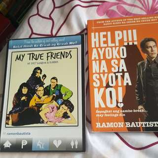 Tagalog books (ramon baustista)
