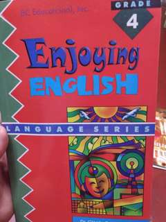 Enjoying English for Grade 4 and Grade 5