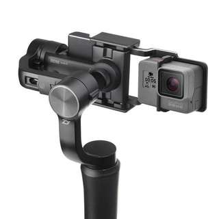 GoPro + Zhiyun Smooth Q Gimbal rental/rent