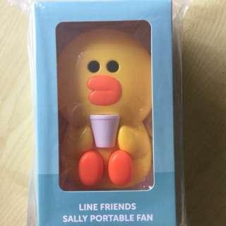 Line Friends Sally Portable Fan