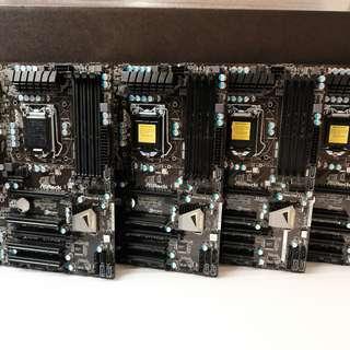 Asrock z77 Pro 4 Motherboard Lga 1155
