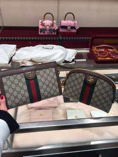 巴黎代購 Gucci ophidia bag