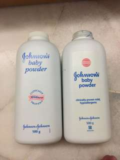 Johnson's Baby Powder (10 for 2)