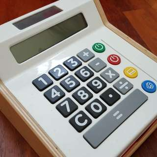 IKEA Toy: Cash Registers Calculator