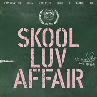 BTS SKOOL LUV AFFAIR