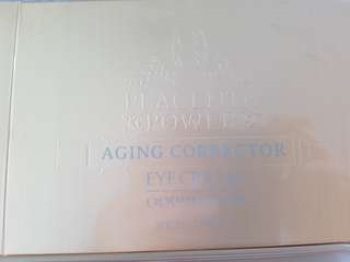 [Placenta Power] Aging Corrector Eye Cream Special Gift Box