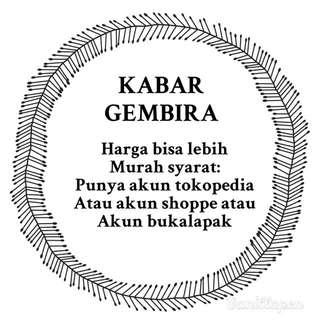 KABAR GEMBIRA