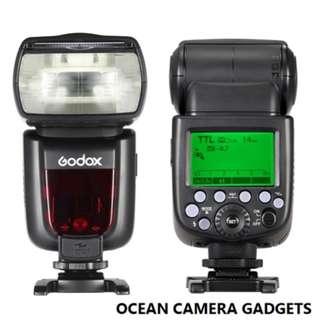 Godox 685 TT685 S Camera Speedlite TTL for Sony A77II A7RII A7R A58 A99 6000L camera speedlight