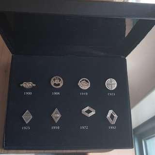 Renault Logo Evolution badge