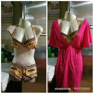 Summer Swimwear Set