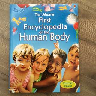 The Usborne First Encyclopedia of the Human Body