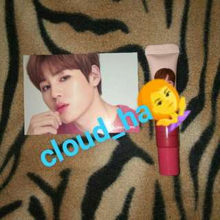 OFFICIAL INNISFREE x WANNA ONE SUNGWOON PHOTOCARD