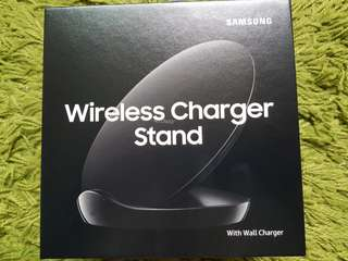 Brand new in box: Samsung wireless charger stand
