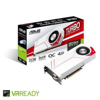 ASUS GTX 970 TURBO 4Gb