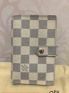 Louis Vuitton Wallet LV灰白格仔