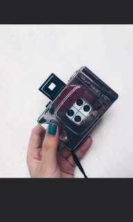 Actionsampler Lomography Camera