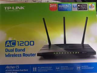 TP-Link Ac1200 rouster