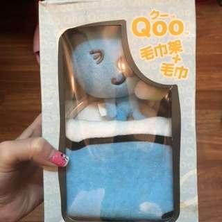 Qoo毛巾架