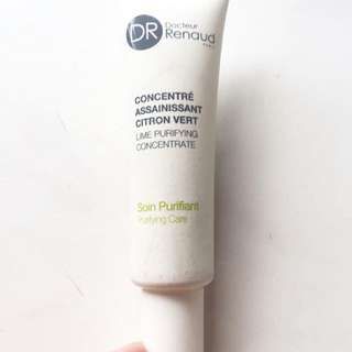 Dr Renaud Lime Purifying Concentrate