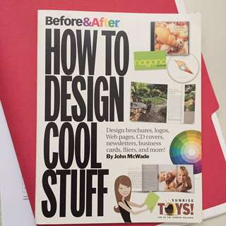 How to design cool stuff