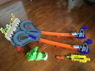 Hot wheel car racing games