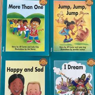 Sunshine 7 books for children