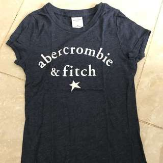 Abercrombie & Fitch T Shirt - girls size M