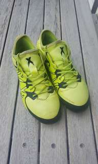 Boy's size Adidas X 15.3 UK2/US2.5