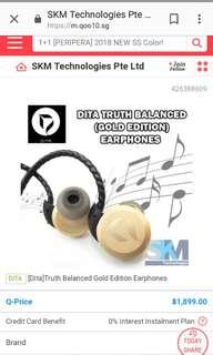 Dita gold edition