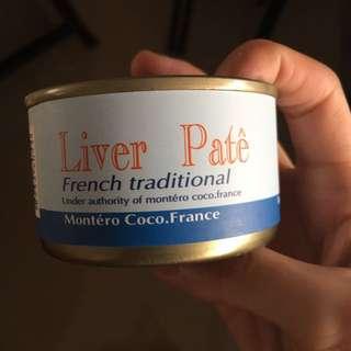 Goose liver 鵝肝醬 法國