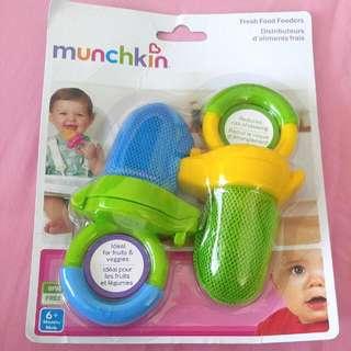 全新Munchkin牙膠❤