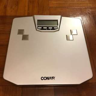 Conair scale /weight
