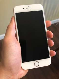 Iphone 6s 128gb Rosegold bought from PowerMac