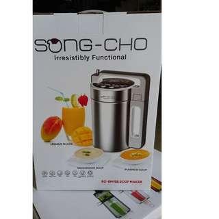 SONG-CHO Soup Maker Juice Maker
