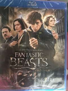 Original BluRay - Fantastic Beasts