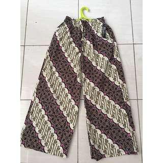 SALE 50% - Batik Kulot