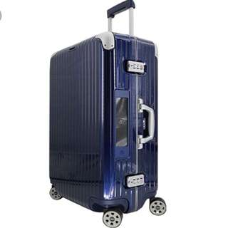NEW Rimowa LIMBO Multiwheel 74/29 midnight blue