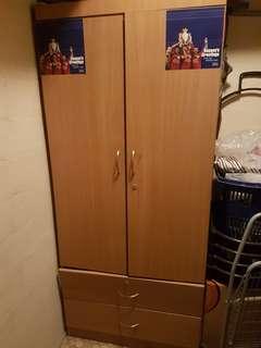 2 door Cupboards