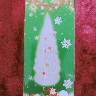 小聖誕樹燈