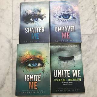 Shatter Me - complete series