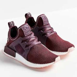 Authentic Adidas RX1 NMD Dark Burgundy