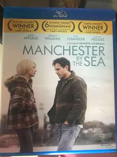Original BluRay - Manchester of the Sea