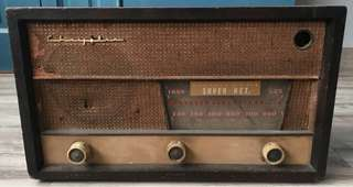 Vintage Radio Chrysler Electric Co