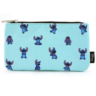 Loungefly x Stitch Poses Print Coin / Cosmetic Bag