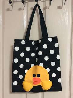 LINE Friends Tote Bag (Sally)