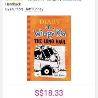 Wimpy kid - LONG HAUL