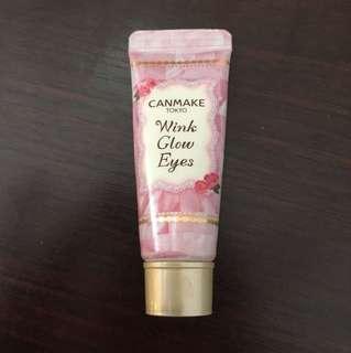 Wink Glow Eyes  閃爍亮目眼影霜  (02 Sakura Mauve 櫻花粉紅色)