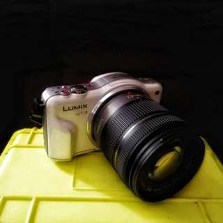 Lumix GF3 Mirrorless Camera!!
